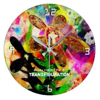 Grande Horloge Ronde Transfiguration 93