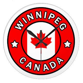 Grande Horloge Ronde Winnipeg Canada