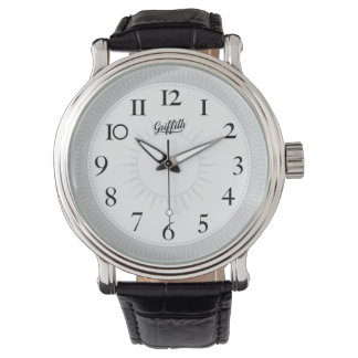 Grande montre de Caslon Hollywood
