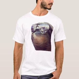 Grande paresse d'argent t-shirt