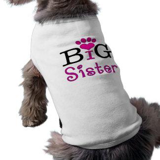 Grande soeur - T-shirt de chien