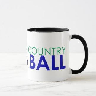 Grande tasse de boule de pays croisé