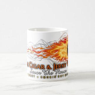 Grande tasse de café d'empire