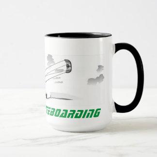 Grande tasse de café - kitesurf