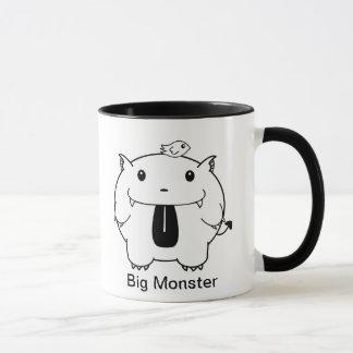 Grande tasse de monstre