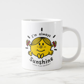 Grande Tasse Petite Mlle Sunshine | je suis toujours soleil