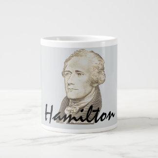 Grande Tasse Portrait classique d'Alexander Hamilton