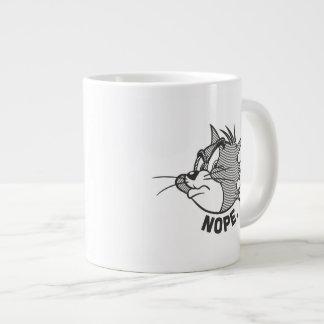 Grande Tasse Tom et Jerry | Tom dit Nope