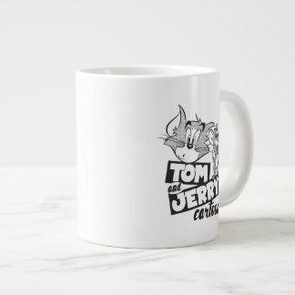 Grande Tasse Tom et Jerry | Tom et bande dessinée de Jerry