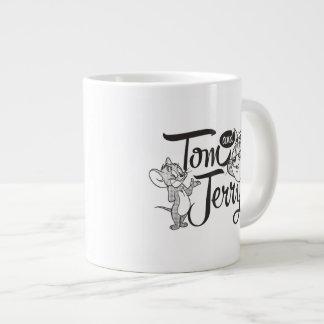 Grande Tasse Tom et Jerry | Tom et Jerry semblant doux