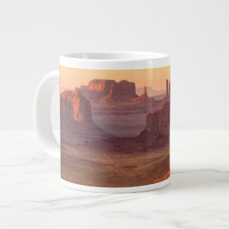 Grande Tasse Vallée de monument pittoresque, Arizona