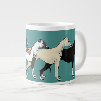 Grande Tasse Whippet Color collection