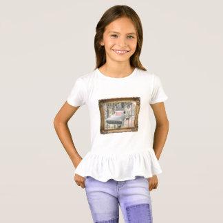 Grandes filles rêveuses T T-shirt