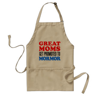 Grandes mamans promues à Mormor Tablier