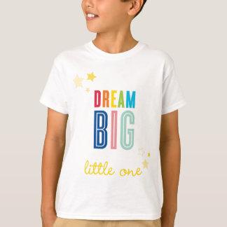 GRANDES PETITES couleurs lumineuses RÊVEUSES d'UNE T-shirt