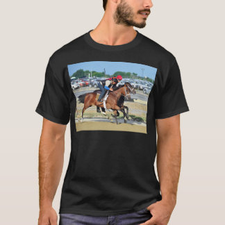 Grandes séances d'entraînement de Sandy T-shirt