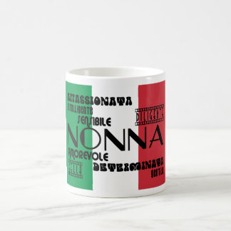 Grands-mères italiennes : Qualités Mug