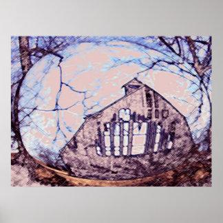 Grange de Hillards Affiches
