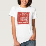 Grange de sushi t-shirts