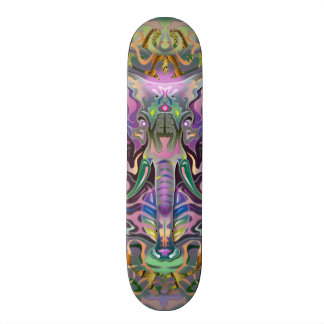 Grange d'éléphant skateboard  20 cm