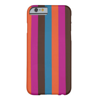"""Graphic lines """"Beach"""" Coque Barely There iPhone 6"""