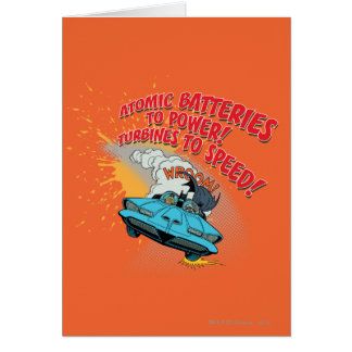 Graphique de Batmobile Cartes