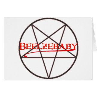 Graphique de Beelzebaby Cartes