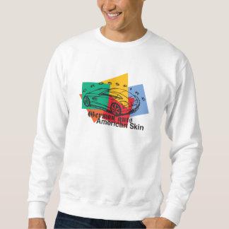 Graphique de courant perturbateur sweatshirt