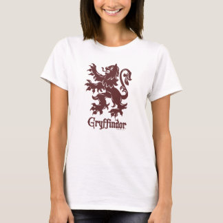 Graphique de lion de Harry Potter | Gryffindor T-shirt