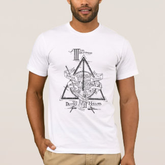 Graphique DE MORT de HALLOWS™ T-shirt