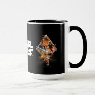 Graphique de Star Wars Mug