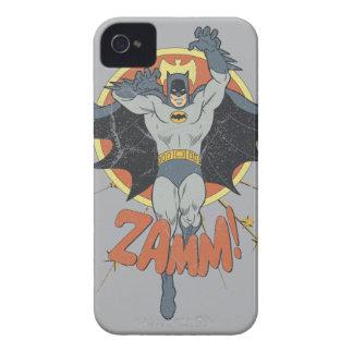 Graphique de ZAMM Batman Coque Case-Mate iPhone 4