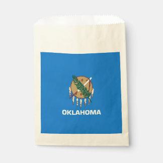 Graphique dynamique de drapeau d'état de sachets en papier