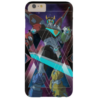 Graphique intergalactique de Voltron | Voltron Coque Barely There iPhone 6 Plus