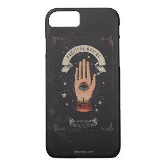 Graphique magique de main de tombes de Perceval Coque iPhone 7