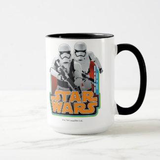 Graphique vintage brutal mugs