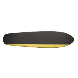 Graphite Longboard jaune Skateboards Personnalisés