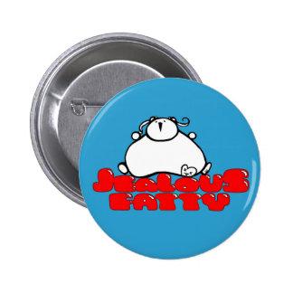 Gras jaloux badges