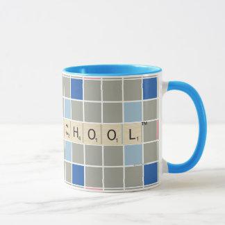 Grattez le motif 2 mugs