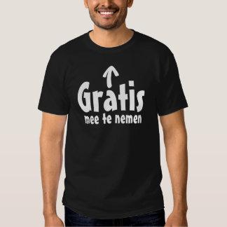 Gratuite T-shirts