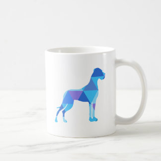 Great dane bleu Triangulus Mug