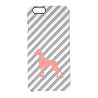 Great dane de corail coque iPhone 6/6S