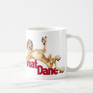 Great dane s'est remis le faon UC Mug
