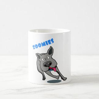 Great dane Zoomies ! Mug