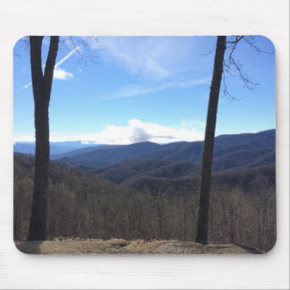 Great Smoky Mountains Mousepad Tapis De Souris