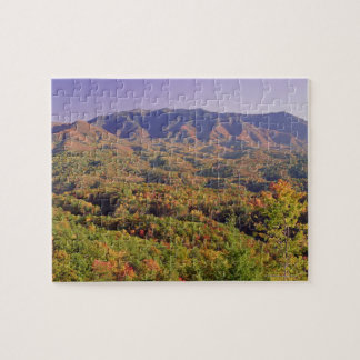 Great Smoky Mountains NP, Tennessee, Etats-Unis Puzzle