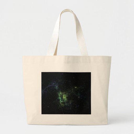 green blue starsfield sac