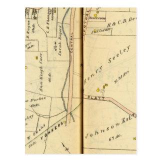 Greenburg, New York 2 Carte Postale