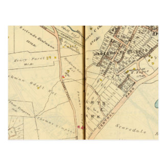 Greenburg, New York 3 Carte Postale