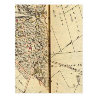 Greenburg, New York 4 Carte Postale